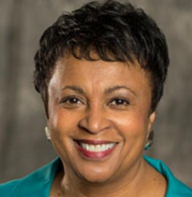 Dr. Carla Hayden, the new librarian of Congress