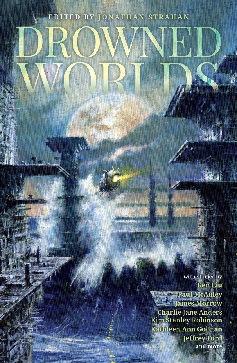 Drowned Worlds cover