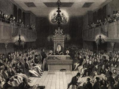 House of Commons in the early 19th century