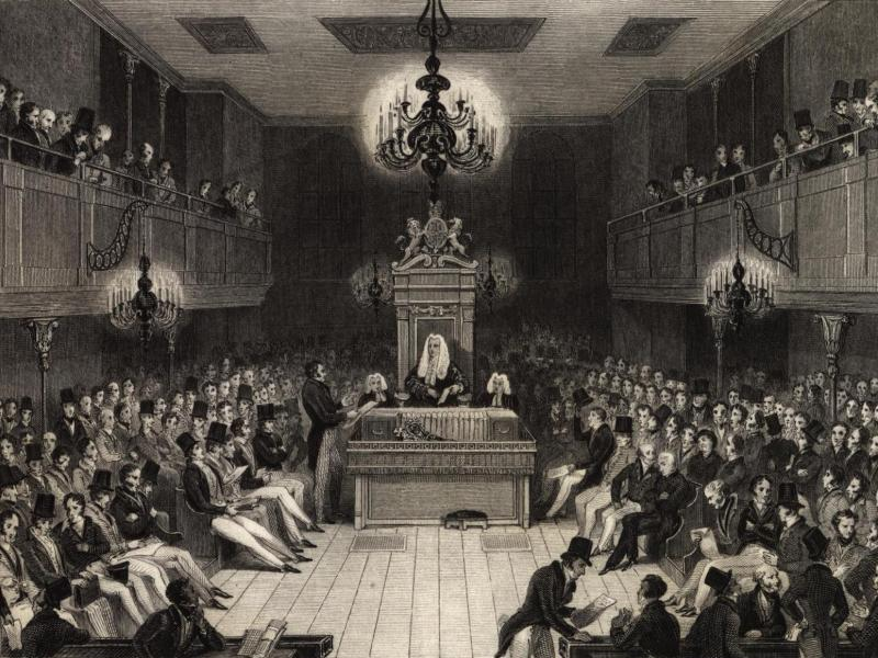 a description of the levellers in the 17th century group for political reform in england