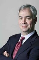 Nederland. Amsterdam. 15 mei 2009. Portretten tijdens IPEG event. Portret Bill Rosenblatt. Foto: Inge van Mill