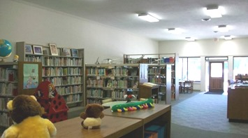 richton public library interior