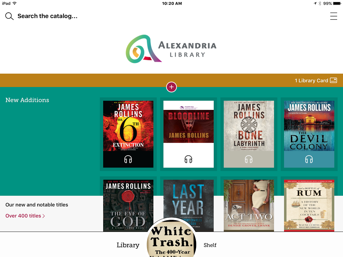Libby: New Overdrive Library App Is A Snap To Use But Lacks Amenities Like  Alltext Boldface