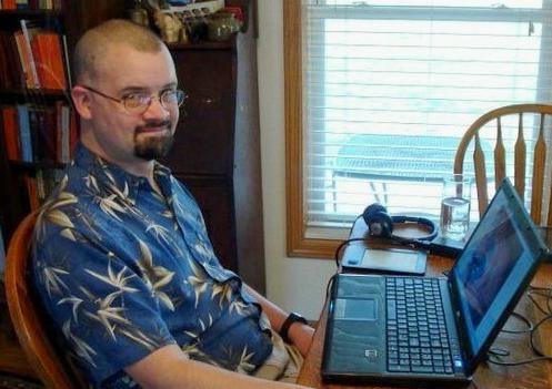 Chris Meadows, former TeleRead editor