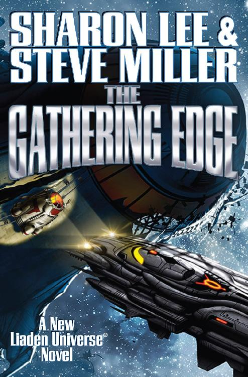 Review: 'The Gathering Edge' by Sharon Lee and Steve Miller