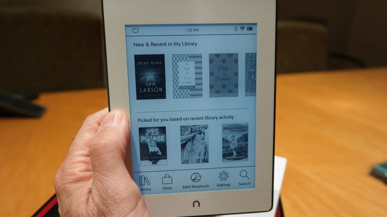Nook users should probably jump ship soon