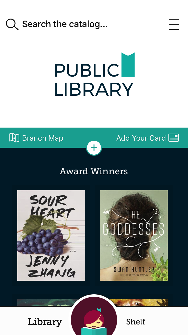 Boldface Now In Overdrive S Libby Ebook App For Library