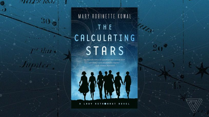 Library patrons will have to wait four more months to check out the ebook version of Mary Robinette Kowal's new book The Calculating Stars.