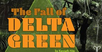Delta Green Rpg Pdf