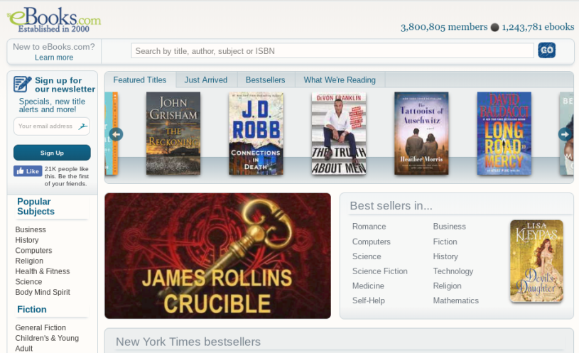 eBooks com vs  DRM: Handy filter lets you skip over hobbled