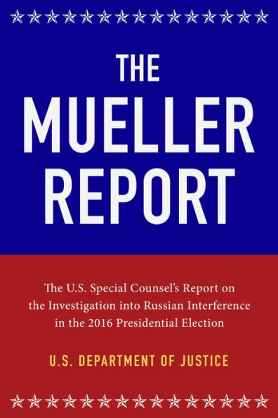 Barnes & Noble to release Mueller Report as free Nook ebook